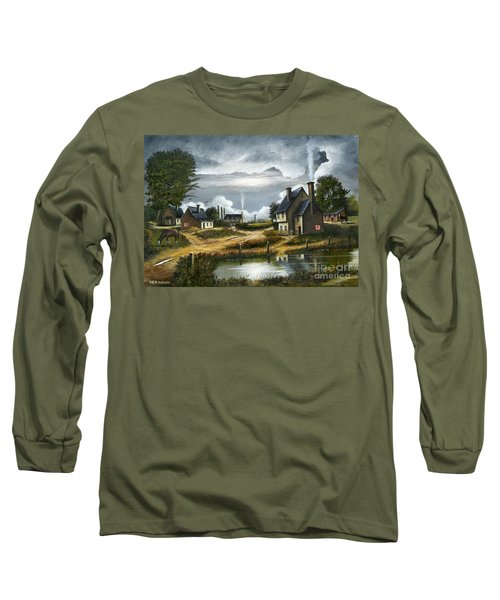 Quiet Life Long Sleeve T-Shirt