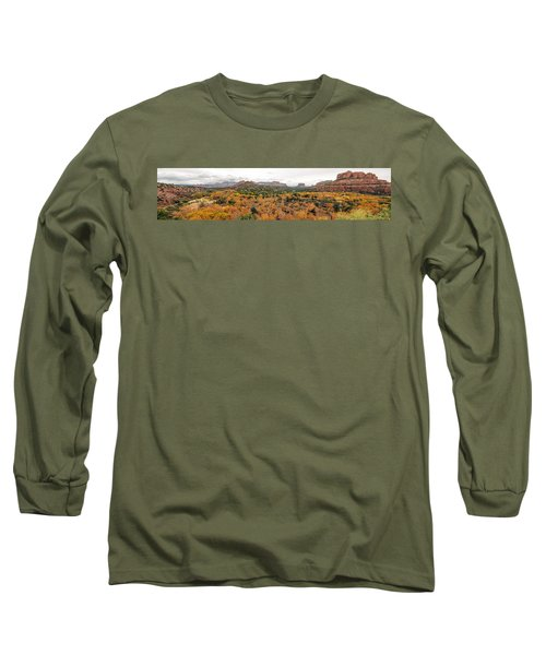Sedona Panorama Long Sleeve T-Shirt