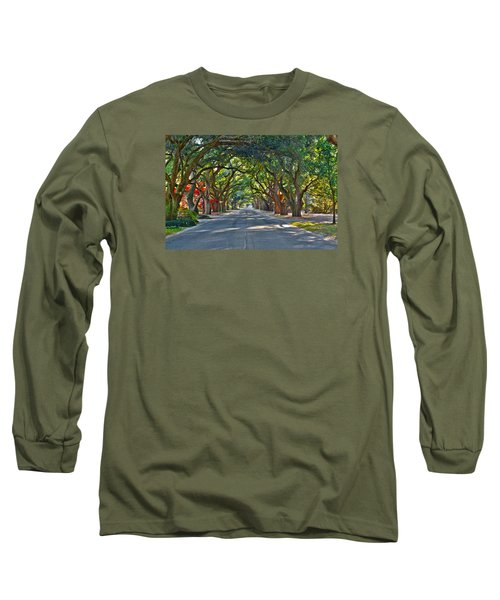 South Boundary Long Sleeve T-Shirt