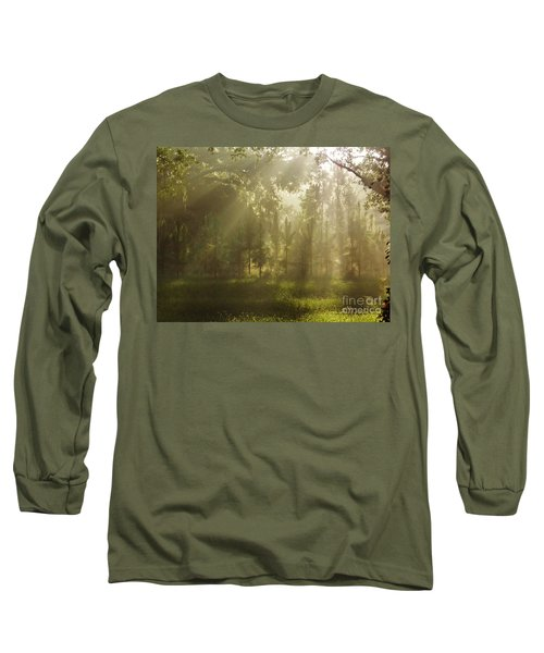 Sunshine Morning Long Sleeve T-Shirt