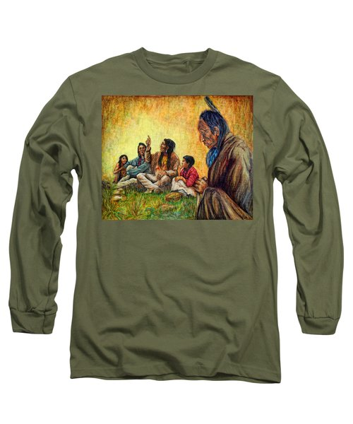Tales Passed On Long Sleeve T-Shirt