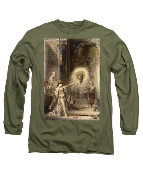 The Apparition Long Sleeve T-Shirt