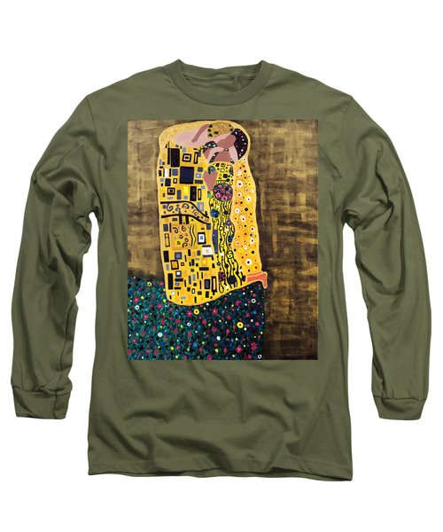 The Kiss Long Sleeve T-Shirt