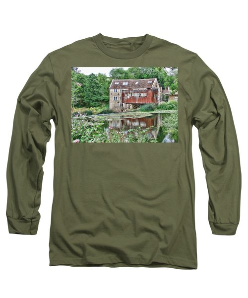 The Old Mill Avoncliff Long Sleeve T-Shirt