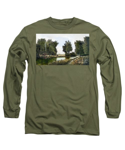 The Woodman Long Sleeve T-Shirt