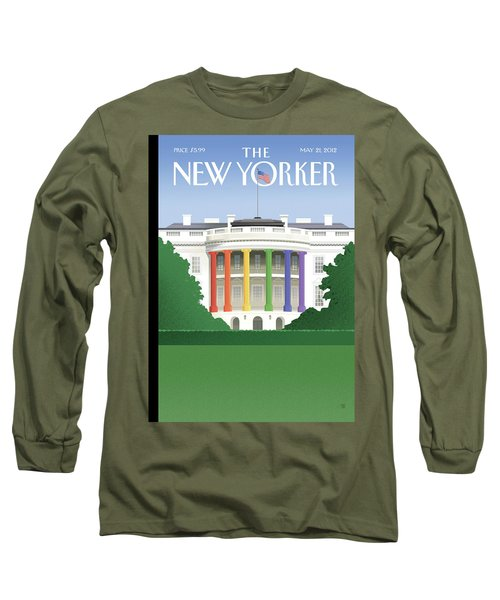 New Yorker May 21st, 2012 Long Sleeve T-Shirt