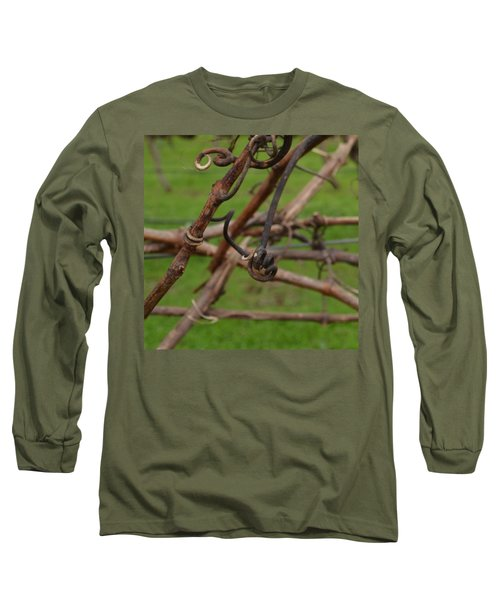 Vineart . Vat 3.6 Long Sleeve T-Shirt