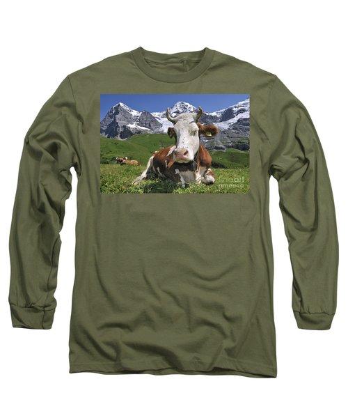 100205p182 Long Sleeve T-Shirt