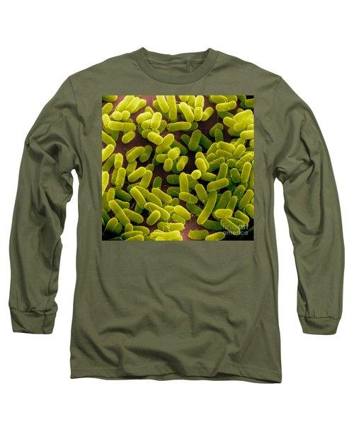 E. Coli Bacteria Sem Long Sleeve T-Shirt
