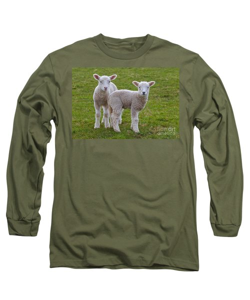 Long Sleeve T-Shirt featuring the photograph 130201p091 by Arterra Picture Library