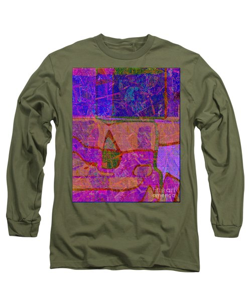 1381 Abstract Thought Long Sleeve T-Shirt