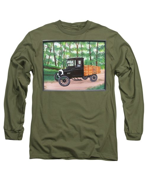 1925 Model T Ford Long Sleeve T-Shirt