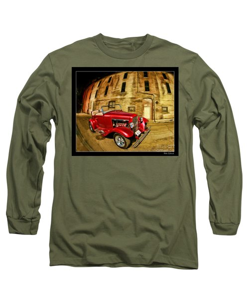 1930 Ford Model A Long Sleeve T-Shirt