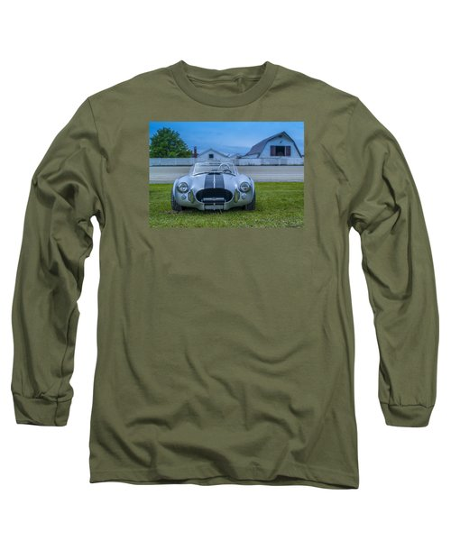 1965 Ford Shelby Cobra American Roadster Long Sleeve T-Shirt