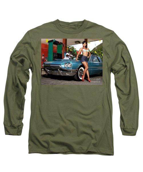 1966 Thunderbird Long Sleeve T-Shirt