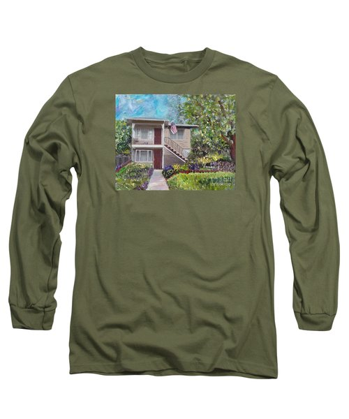 Alameda 1908 Duplex  Long Sleeve T-Shirt
