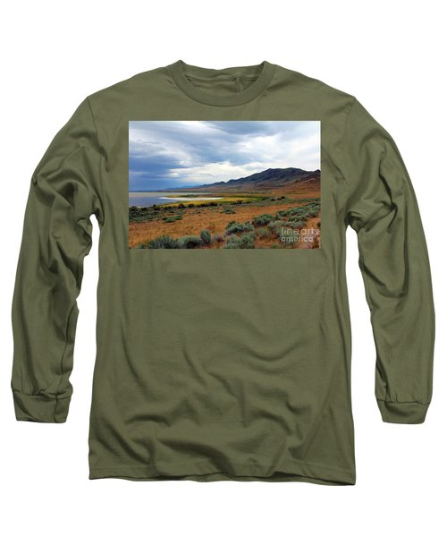 Antelope Island Long Sleeve T-Shirt