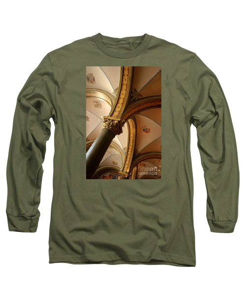 Bergen Interior Long Sleeve T-Shirt