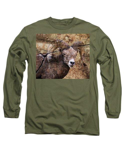 Bighorn Rock Long Sleeve T-Shirt