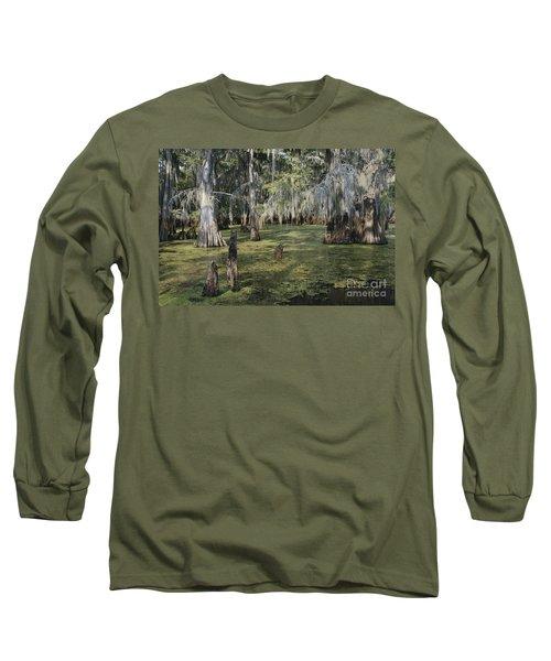Caddo Lake, Texas Long Sleeve T-Shirt