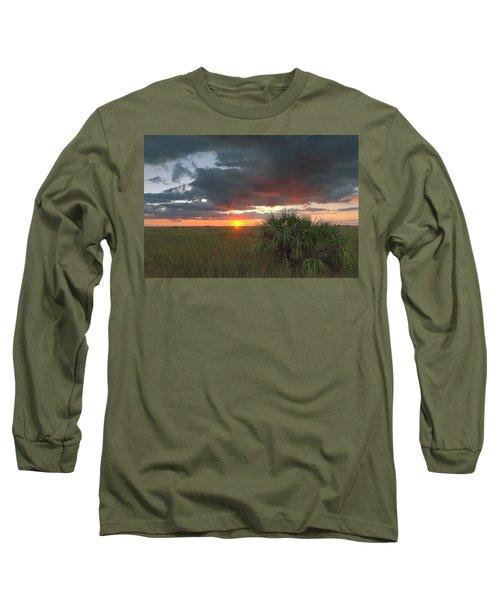 Chekili Sunset Long Sleeve T-Shirt