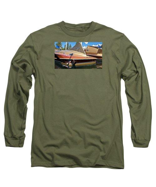 Chris Craft Cobra Long Sleeve T-Shirt