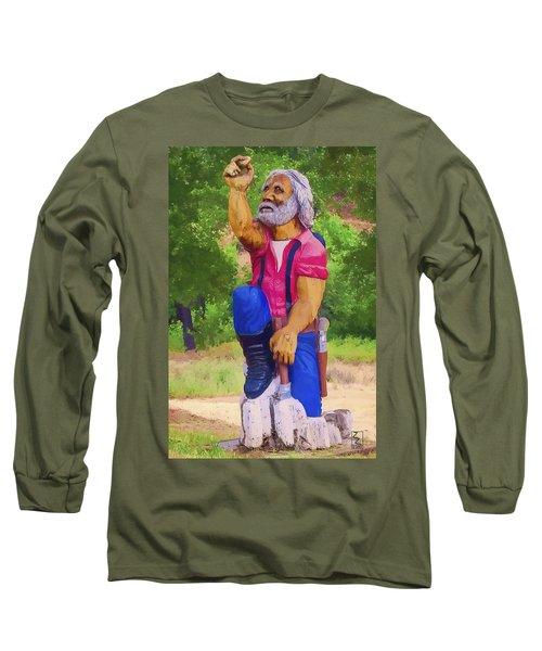 Coarsegold Miner Long Sleeve T-Shirt