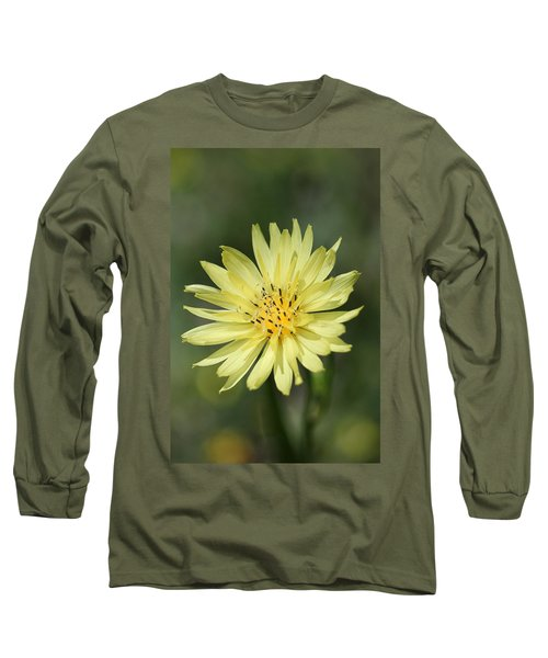 Long Sleeve T-Shirt featuring the photograph Dandelion by Ester  Rogers