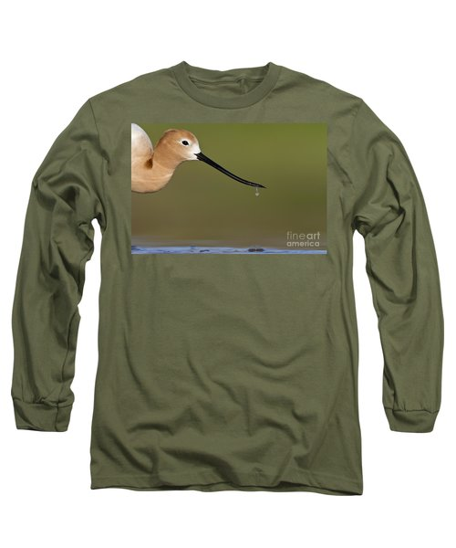 Drippy Long Sleeve T-Shirt