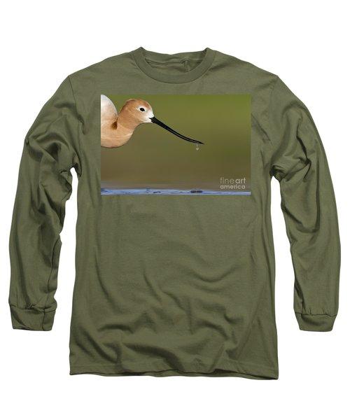 Drippy Long Sleeve T-Shirt by Bryan Keil