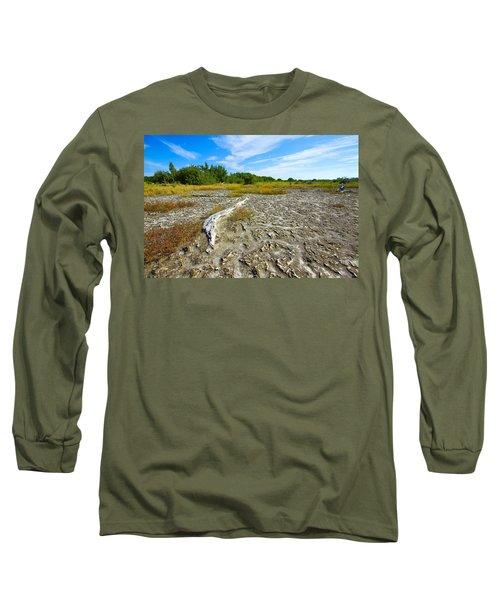 Everglades Coastal Prairies Long Sleeve T-Shirt
