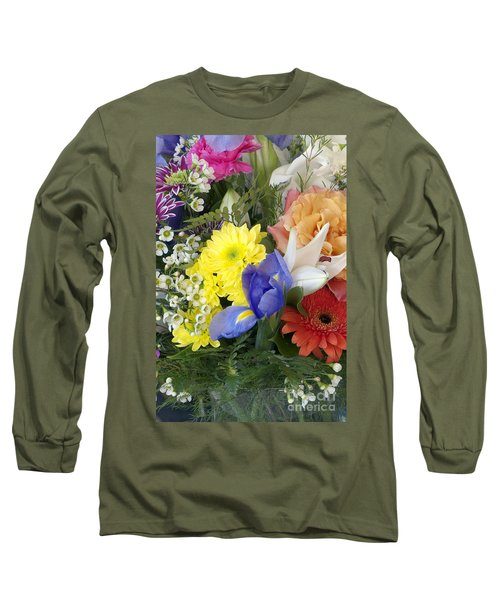 Floral Bouquet 4 Long Sleeve T-Shirt