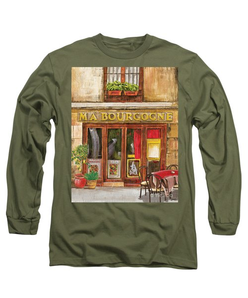 French Storefront 1 Long Sleeve T-Shirt