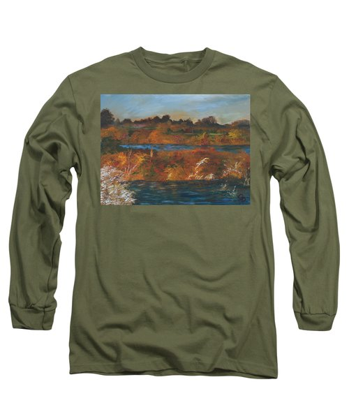 Mendota Slough Long Sleeve T-Shirt