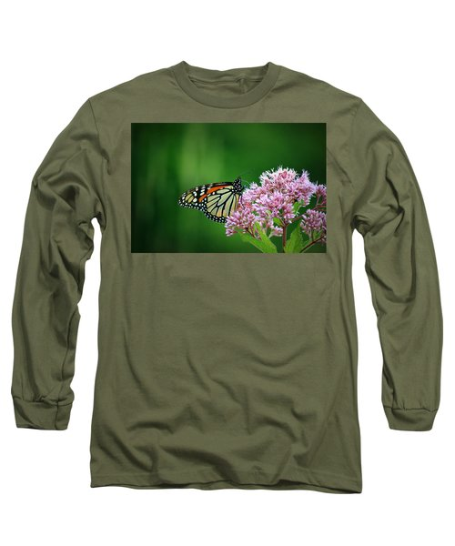 Monarch In Light  Long Sleeve T-Shirt