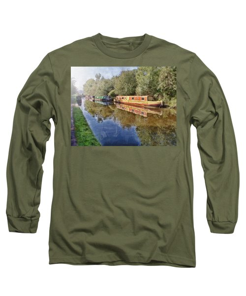Moored Up Long Sleeve T-Shirt
