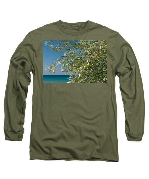 Olives 2 Long Sleeve T-Shirt
