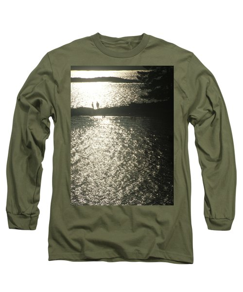 2 At The Beach Long Sleeve T-Shirt