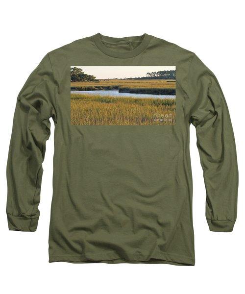 South Carolina Salt Marsh Long Sleeve T-Shirt