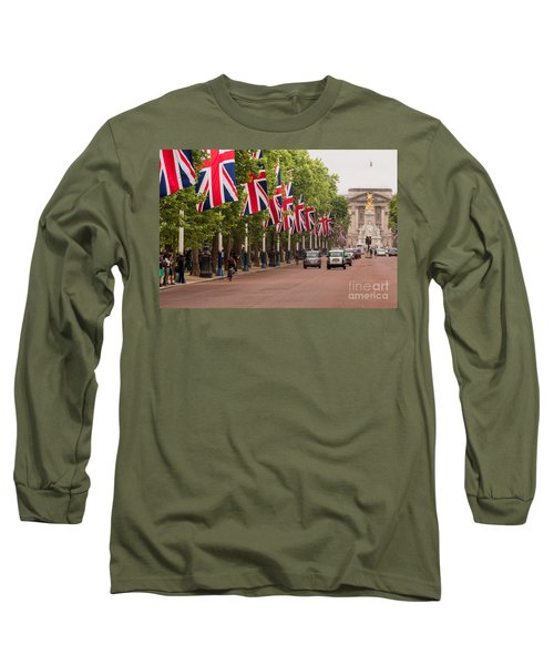The Mall Long Sleeve T-Shirt