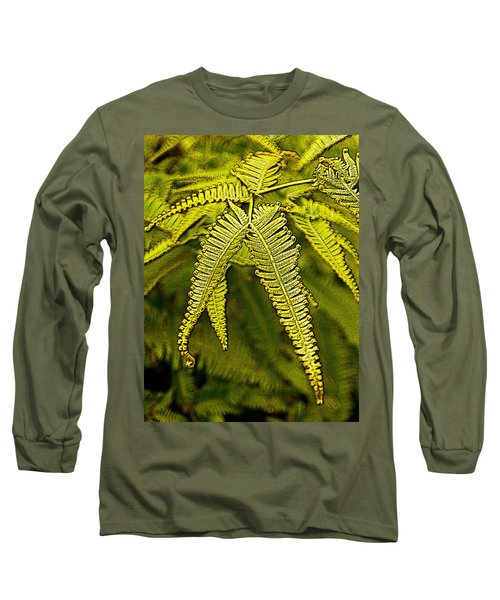 Uluhe Fern Long Sleeve T-Shirt