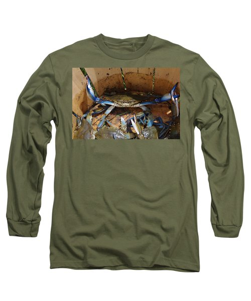 24 Crab Challenge Long Sleeve T-Shirt