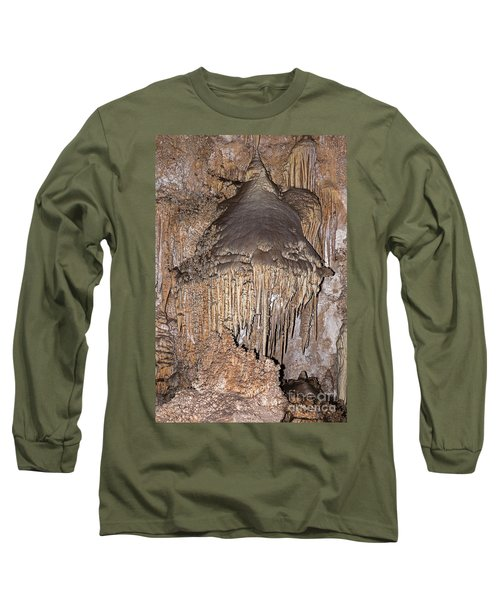 Dolls Theater Carlsbad Caverns National Park Long Sleeve T-Shirt