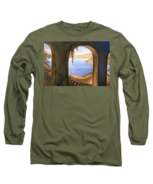 Parrish Blue Long Sleeve T-Shirt