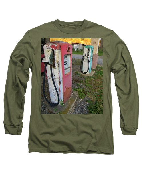 33 Cents Per Gallon Long Sleeve T-Shirt