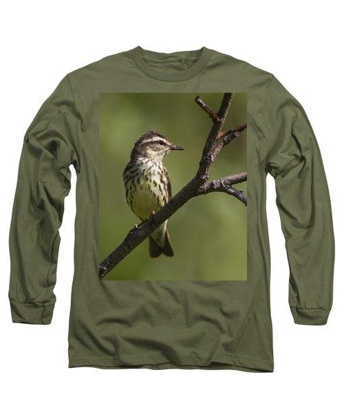 Alert Long Sleeve T-Shirt by Doug Lloyd