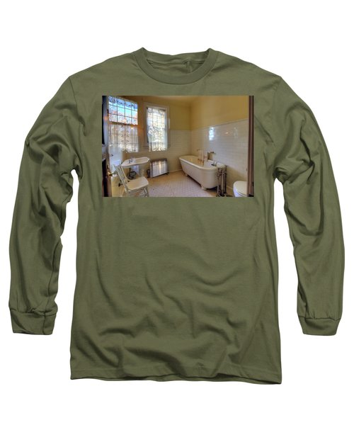 Glensheen Mansion Duluth Long Sleeve T-Shirt