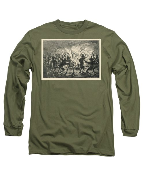 Semipalmated Sandpipers Long Sleeve T-Shirt
