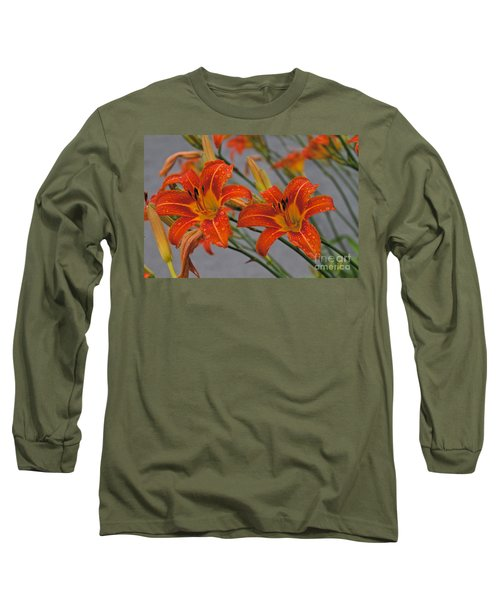 Day Lilly Long Sleeve T-Shirt