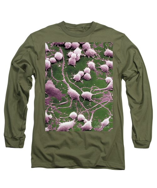 Dendrites Long Sleeve T-Shirt